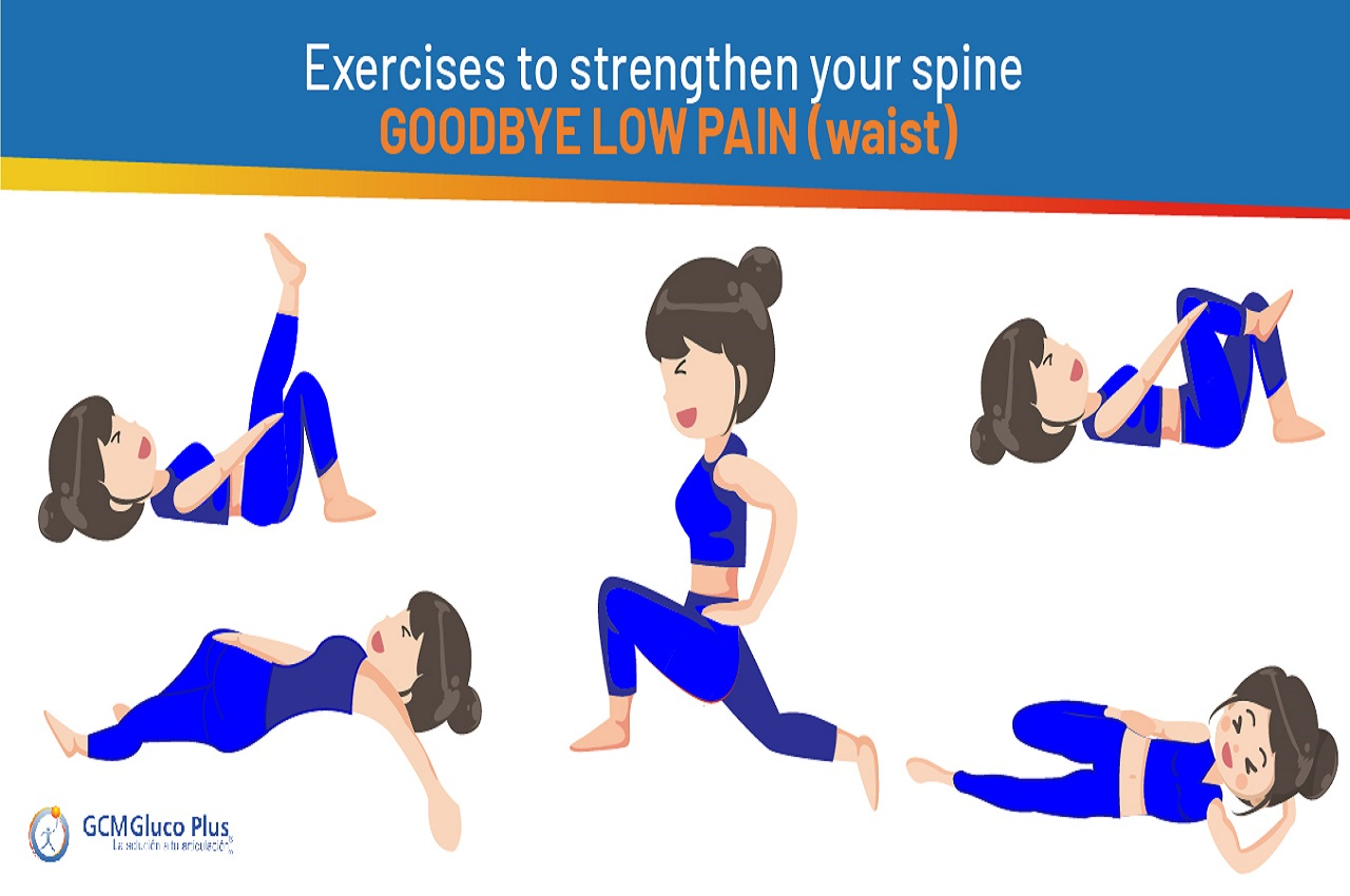 Lumbar Spine Stretching Exercises