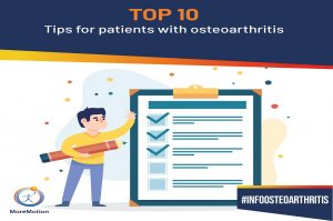 Decalogue patients with Osteoarthritis