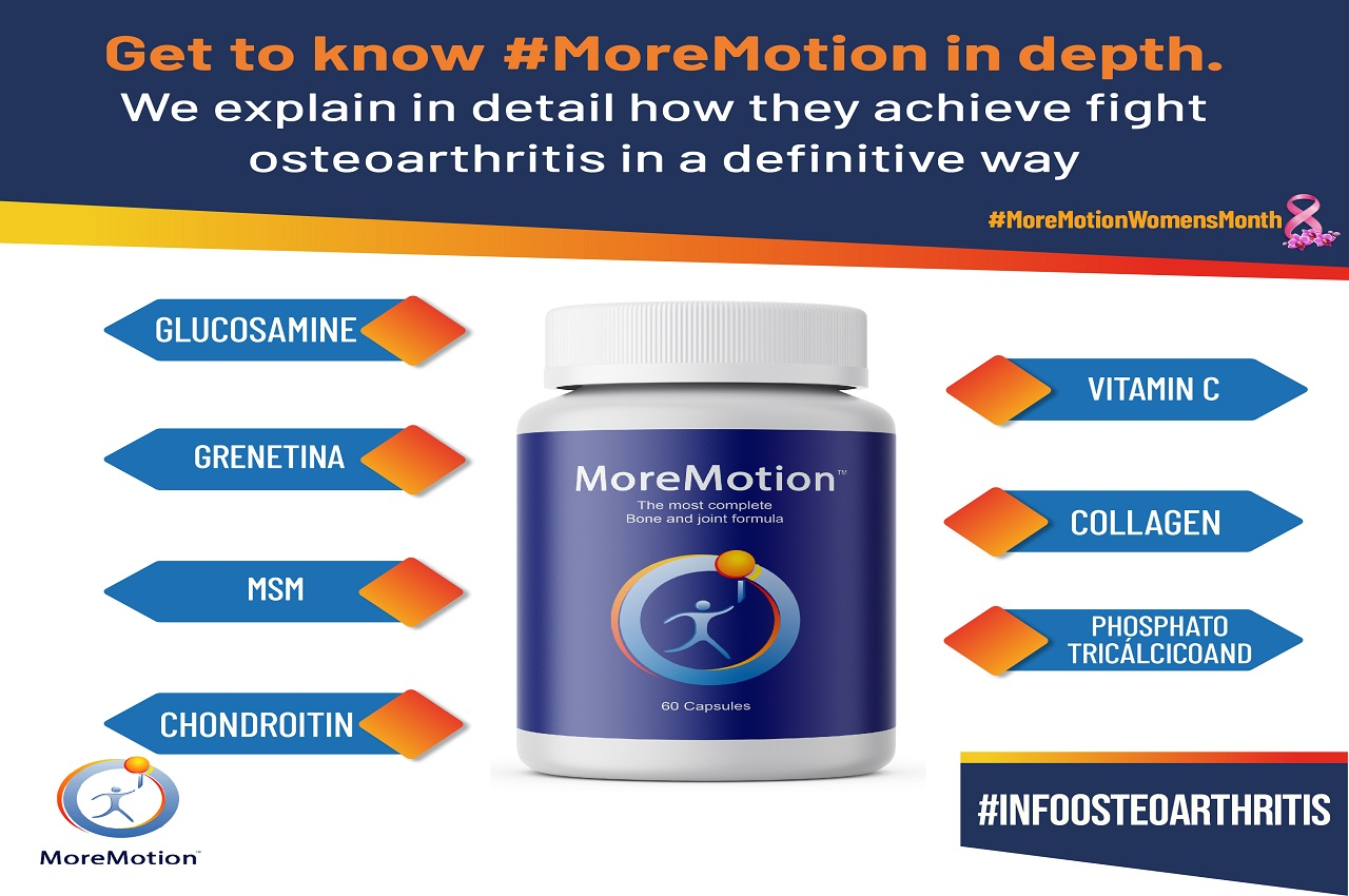 More Motion Osteoarthritis