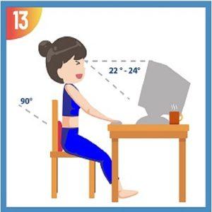postures daily activities 5