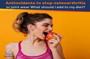 antioxidants that can help you stop joint wear